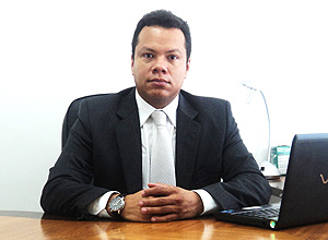 Ricardo Barbosa, 39, é diretor executivo da Innovia Training & Consulting