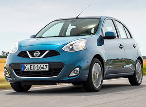 Nissan come�a pr�-reserva do New March