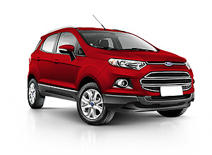 EcoSport 2015 ganha vers�o Freestyle 2.0 Powershift