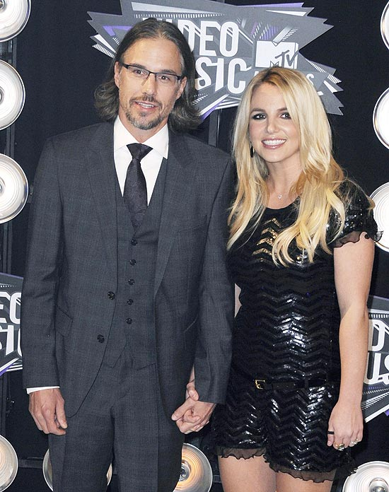 Jason Trawick e Britney Spears