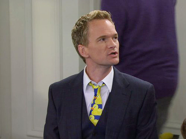 "Barney Stinson (Neil Patrick Harris) do seriado ""How I Met Your Mother"" (Como Eu Conheci Sua M�e)"