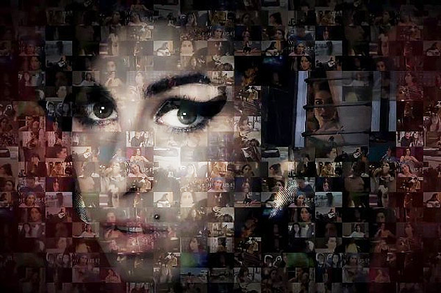 "Trailer do documentário ""Amy"", sobre Amy Winehouse"