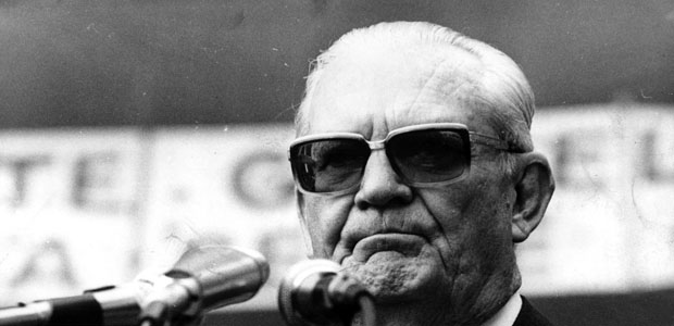 Ernesto Geisel, Brazilian president from 1974 to 1979