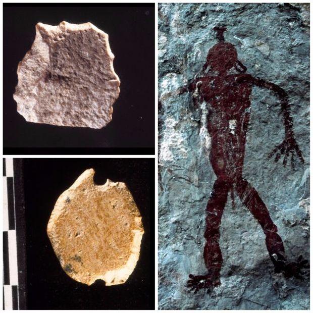 Descobertas arqueol�gicas no MT foram datadas com 27 mil anos