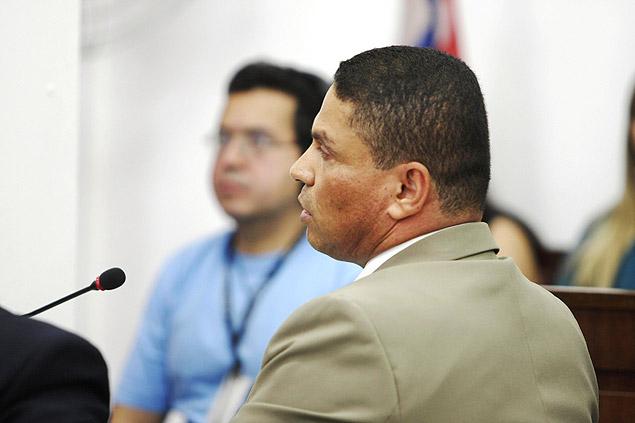 Mizael Bispo de Souza é interrogado no quarto dia de audiência sobre a morte de Mércia Nakashima, no fórum de Guarulhos