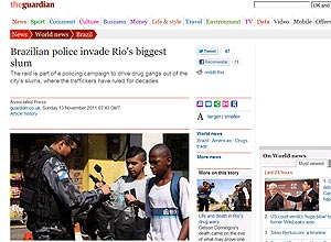 The Guardian - Rocinha
