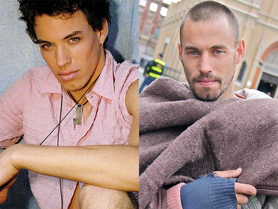 """Handsome beggar"" Rafael Nunes, former model who's now a fever on the Internet"