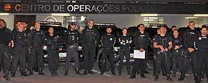 """Paraná Police Puts """"Masculinity"""" As Requirement For Applicants"""
