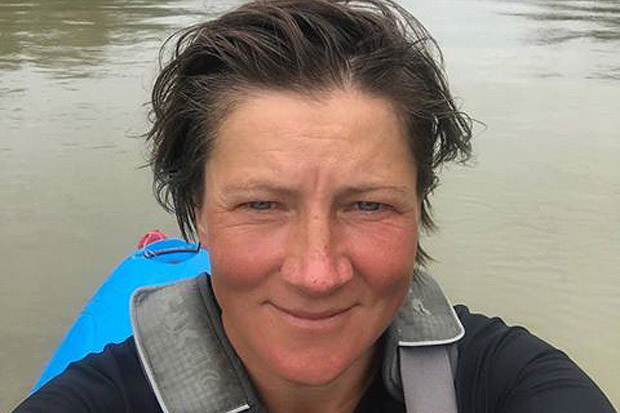Emma Kelty, 43, was attacked and killed by seven criminals, according to the Civil Police