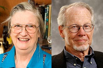 Elinor Ostrom e Oliver Williamson, ganhadores do Nobel de Economia
