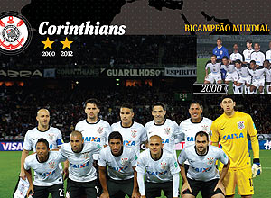 Baixe o p�ster do Corinthians para iPhone, BlackBerry, iPad e tablets