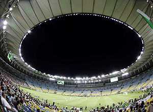 See photos of the 2014 World Cup finished and unfinished stadiums