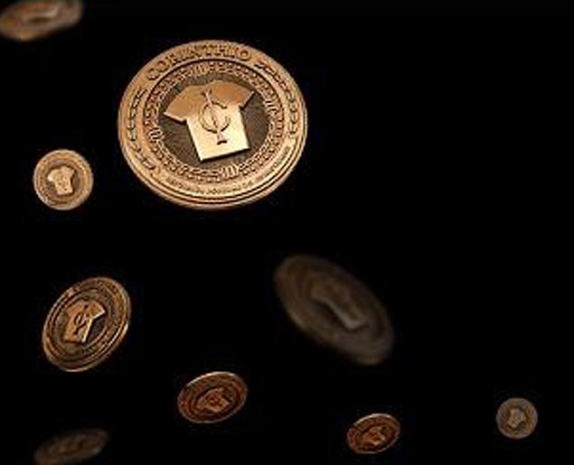 A moeda de fic��o corintios criada em jogada de marketing pelo Corinthians