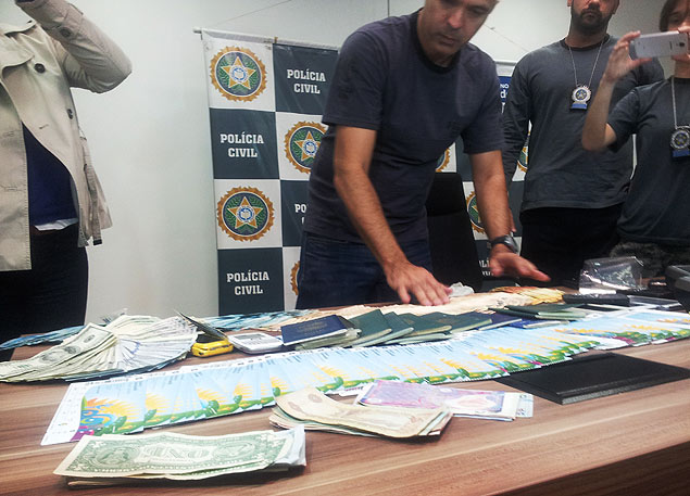 An illegal sale scheme of tickets for a number of matches at this year's World Cup has been dismantled this Tuesday (1)