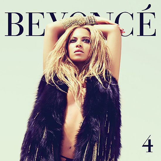 Beyonce - capa do novo CD