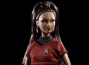 3. Barbie Uhura