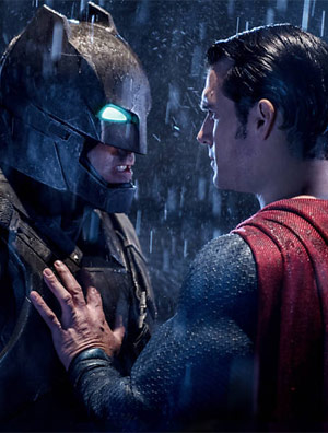 'Batman vs Superman' e filme anti-Hillary são os vencedores do Framboesa de Ouro, que premiou neste sábado o pior de Hollywood