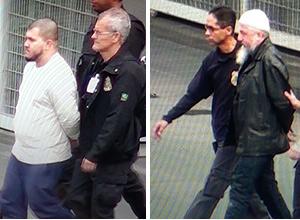 PF faz transferências de 4 detidos – Mario Angelo/Sigmapress/Folhapress