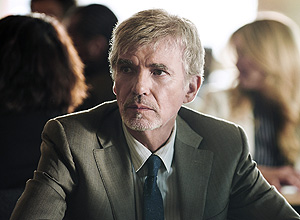 Billy Bob Thornton é Billy McBride, advogado e protagonista de 'Goliath' – Colleen E. Hayes/Associated Press