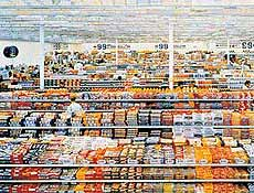 """99 Cent II, Diptych"", de Andreas Gursky"