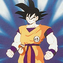 "Goku, protagonista de ""Dragon Ball"""