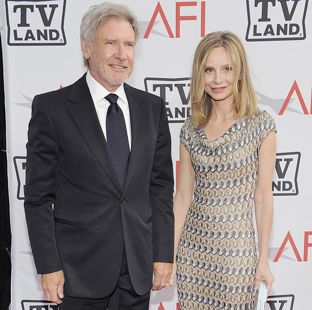 Harrison Ford e Calista Flockhart