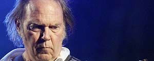 "Neil Young transforma<br> disco em gibi ""Greendale"""