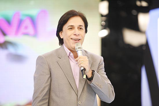 "O apresentador Tom Cavalcante se despediu da Record e do ""Show do Tom"""