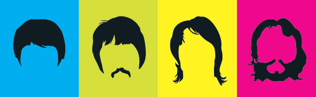 Capas inspiradas em diferentes fases do ex-beatle Paul McCartney
