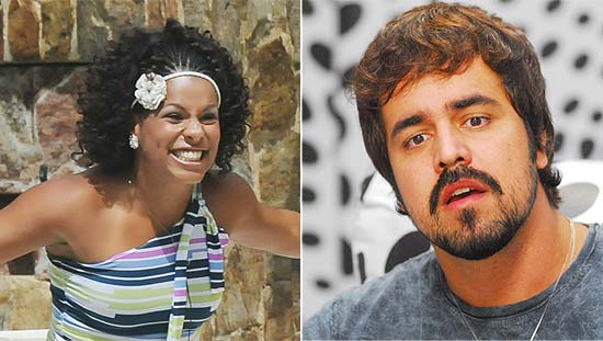 "Janaína, do ""BBB11"", e Marcelo, do ""BBB8"""