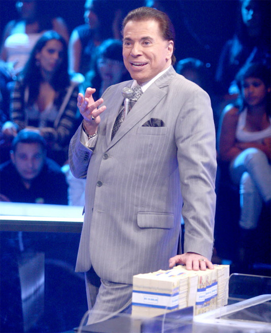 Silvio Santos pode perder seu l l
