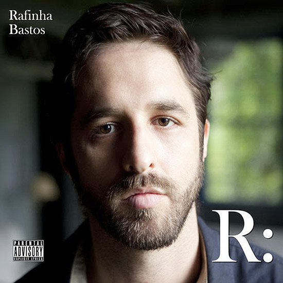 Capa do CD de Rafinha Bastos