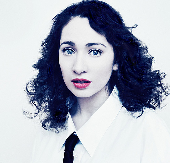 "Regina Spektor lan�a ""What We Saw from the Cheap Seats"""
