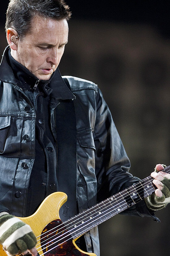 O guitarrista do Pearl Jam, Mike McCready