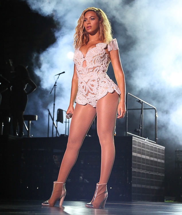 Beyoncé holds the record of the year with 230,000 tickets sold