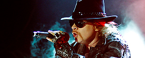 Axl Rose – Aijaz Rahi - 7.dez.2012/Associated Press