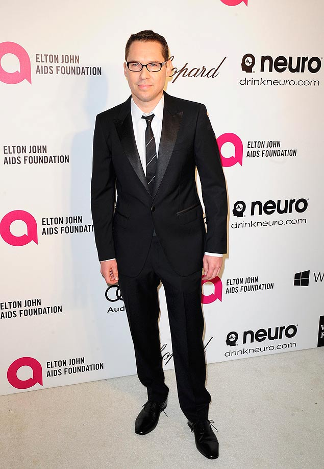 Director Bryan Singer arrives at the 2014 Elton John AIDS Foundation Oscar Party in West Hollywood, California March 2, 2014. REUTERS/Gus Ruelas (UNITED STATES TAGS: ENTERTAINMENT) (OSCARS-PARTIES) ORG XMIT: OSC3367