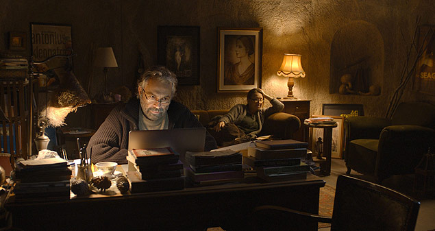 O ator Haluk Bilginer em cena do filme 'Winter Sleep