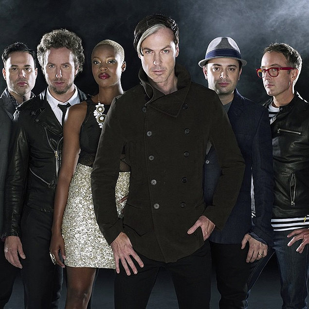 Sexteto Fitz and the Tantrums, de Los Angeles (EUA), se define como banda de pop rock
