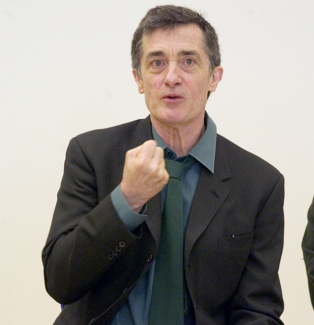 O ator Roger Rees