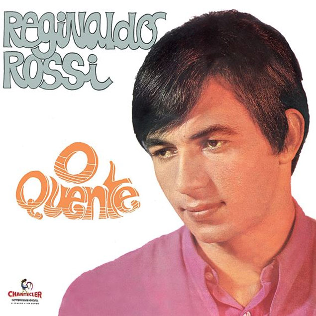 "Capa do disco ""O Quente"", de Reginaldo Rossi"
