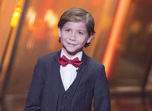 O ator mirim Jacob Tremblay – Peter Power/AP