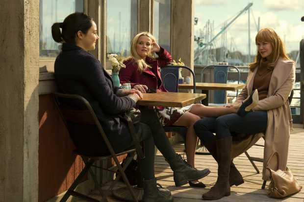 Shailene Woodley, Nicole Kidman e Reese Witherspoon foram indicadas por pap�is em 'Big Little Lies