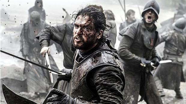 A s�rie do canal HBO Game of Thrones continua triunfando