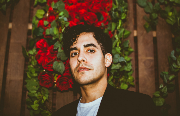 Alan Palomo, vocalista do Neon Indian