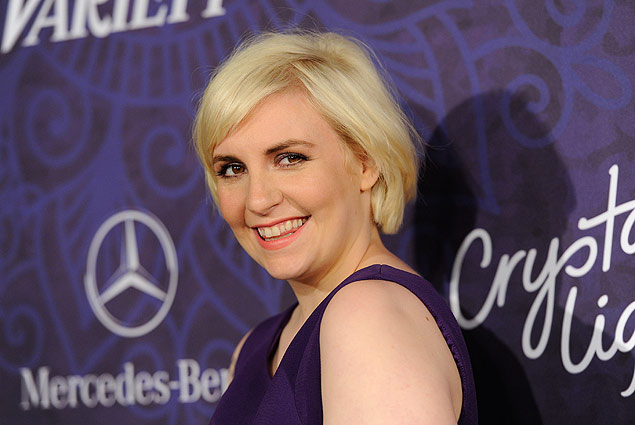 "FILE - In this Aug. 23, 2014 file photo, actress Lena Dunham arrives at Variety and Women in Film's pre-Emmy celebration in West Hollywood, Calif. Dunham has penned a book, ""Not That Kind of Girl: A Young Woman Tells You What She's 'Learned',"" released on Sept. 30. (Photo by Evan Agostini/Invision/AP, File) ORG XMIT: NYET133"