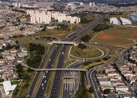 Crime Rate on the Mario Covas Beltway in São Paulo Is Elevated