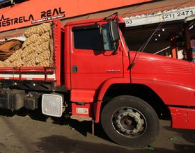 Recession Sends Truck Cargo Transportation Plunging in Brazil
