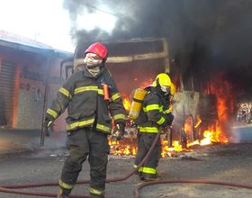 Wave of Attacks on Busses Spreads to 17 Cities in Minas Gerais