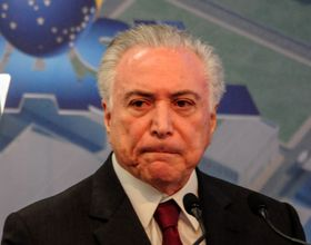 Disapproval Increases and Makes Temer Most Unpopular President in Brazilian History